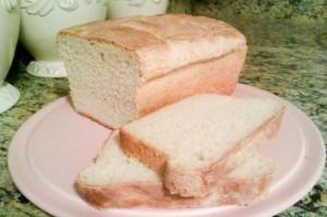 pan de caja vegano