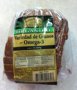 pan organico