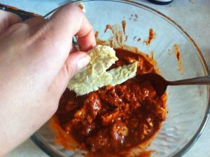 tacos al pastor tempeh