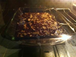 brownies sin grasa 3