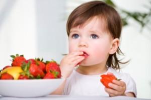 como hacer que los niños coman vegetales 1
