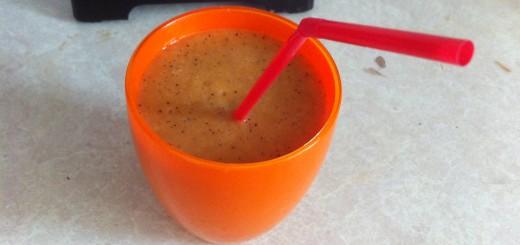 papaya frapuccino 3