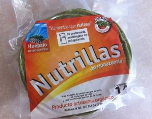 tortillas muy nutritivas