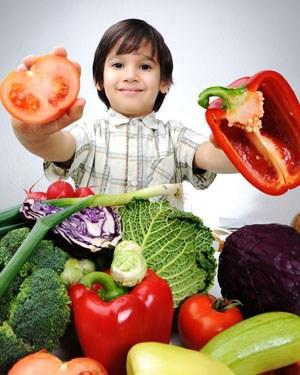 comer vegetales ayuda al planeta