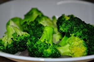 brócoli bien cocido