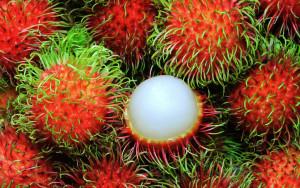 los beneficios del rambutan