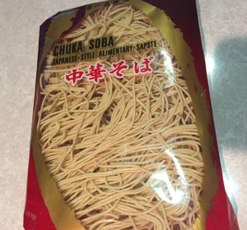 cómo preparar fideos chinos fácil
